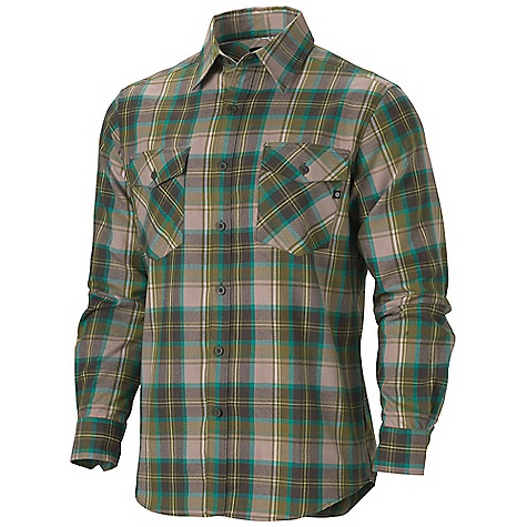 photo: Marmot Crestone Long Sleeve hiking shirt