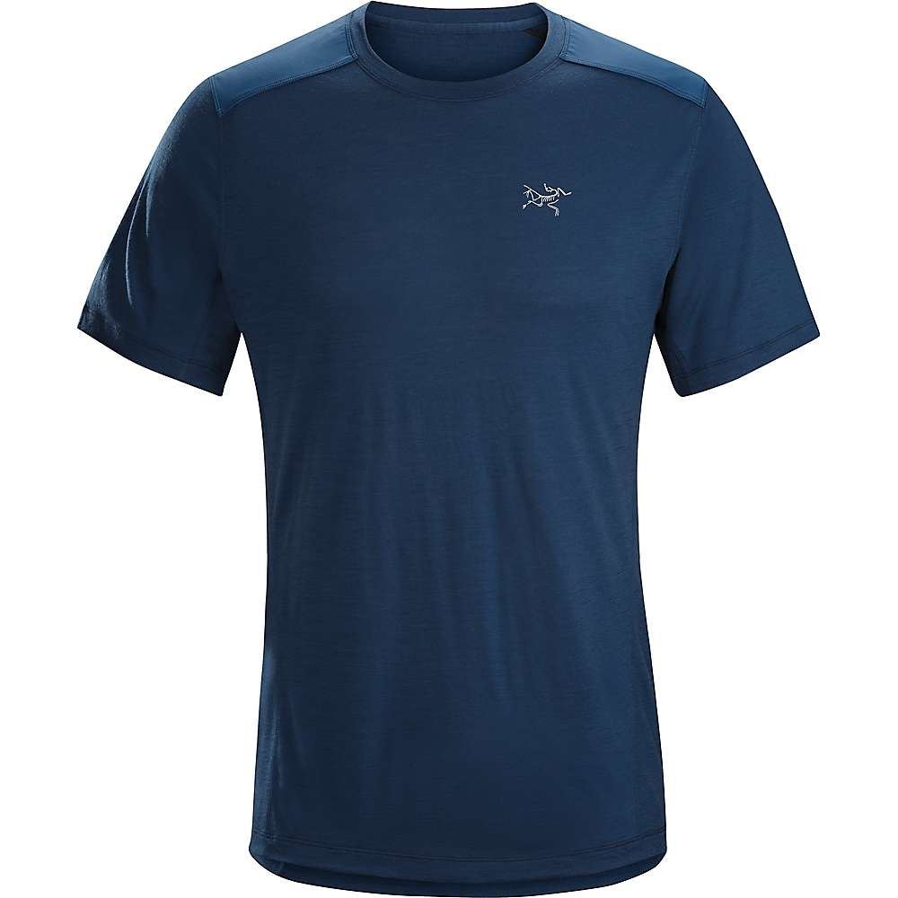 photo: Arc'teryx Pelion Comp Shirt SS short sleeve performance top