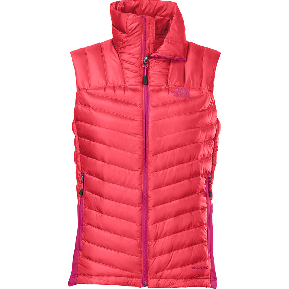 photo: The North Face Tonnerro Hybrid Vest down insulated vest
