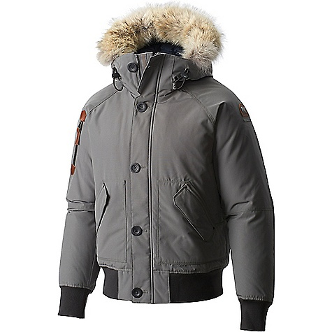 photo: Sorel Caribou Bomber down insulated jacket