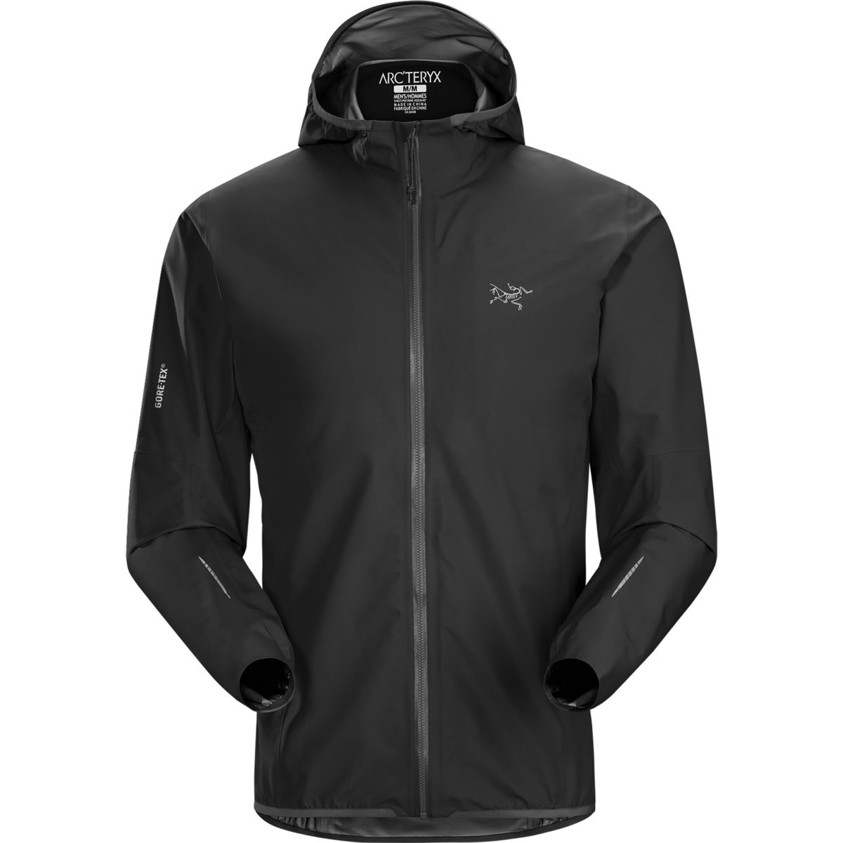 photo: Arc'teryx Norvan Jacket waterproof jacket