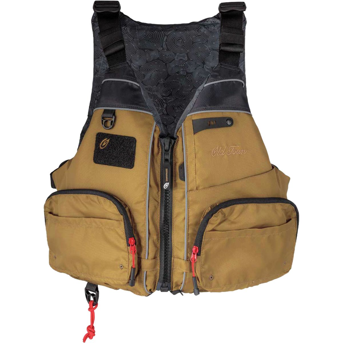photo: Old Town Treble Angler life jacket/pfd