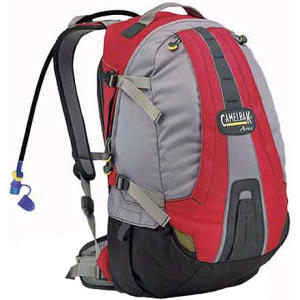 photo: CamelBak Ares hydration pack