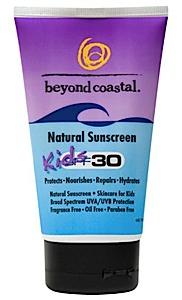photo: Beyond Coastal Kids Natural SPF 30 sunscreen