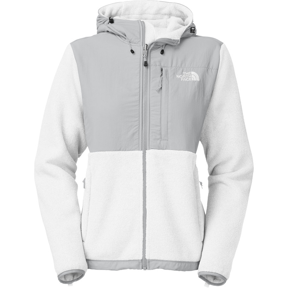 photo: The North Face Women's Denali Hoodie fleece jacket