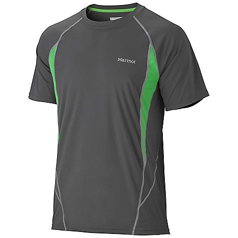 photo: Marmot Stride Short Sleeve short sleeve performance top