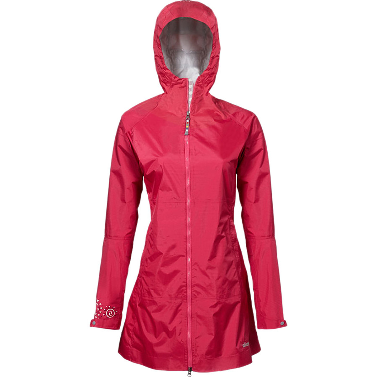 photo: Sherpa Adventure Gear Chakra Rain Jacket waterproof jacket