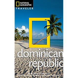photo: National Geographic Traveler Dominican Republic international guidebook