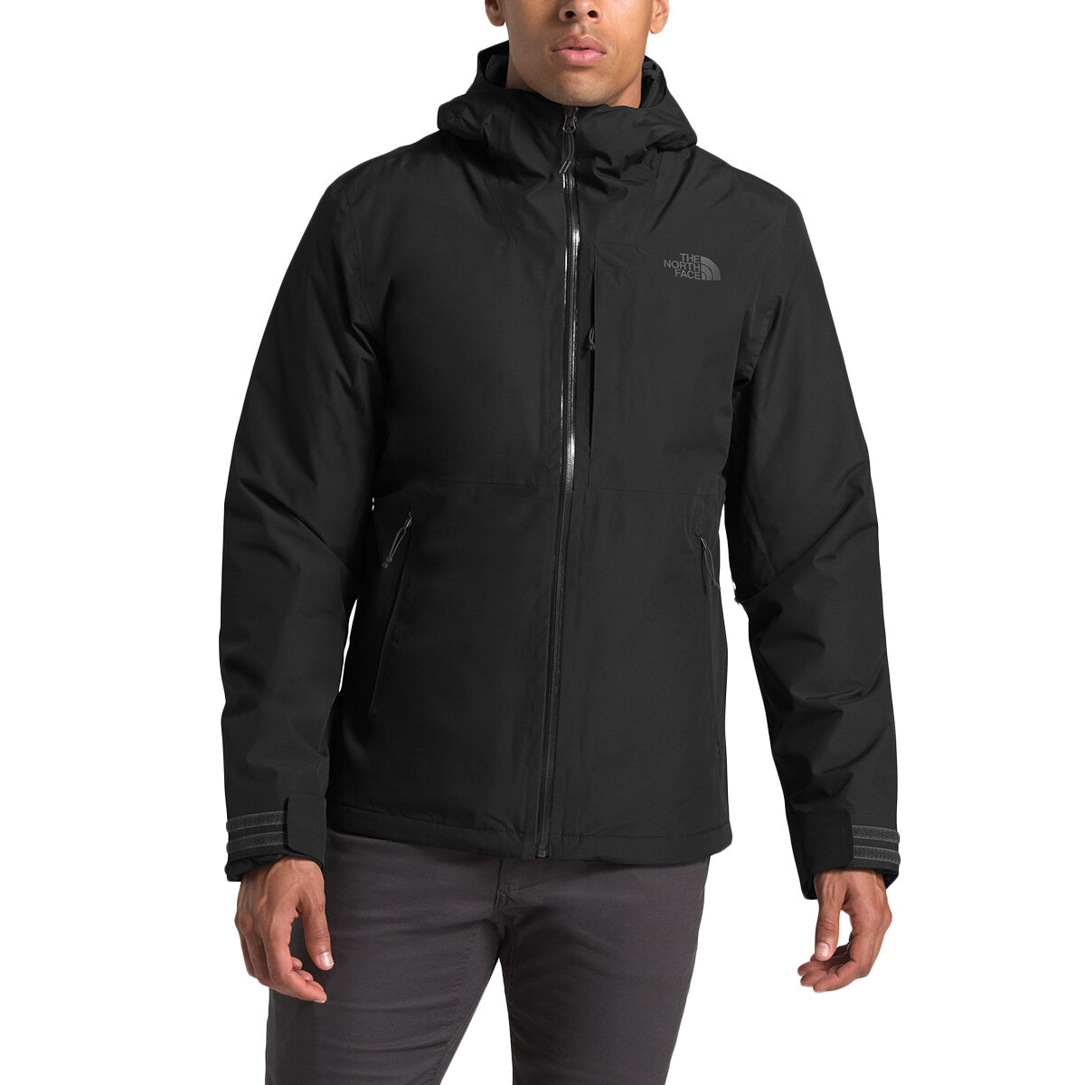 photo: The North Face Men's Inlux Insulated Jacket synthetic insulated jacket