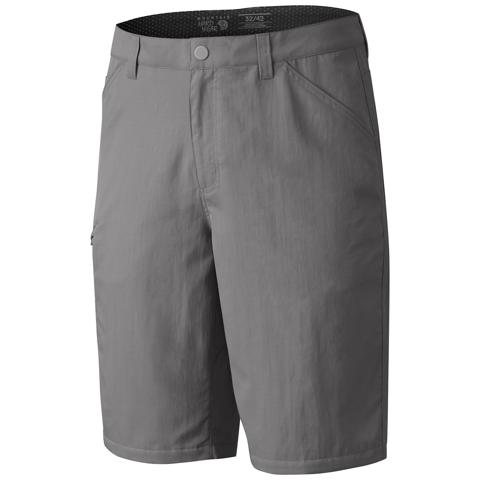 photo: Mountain Hardwear Mesa Short V2 hiking short