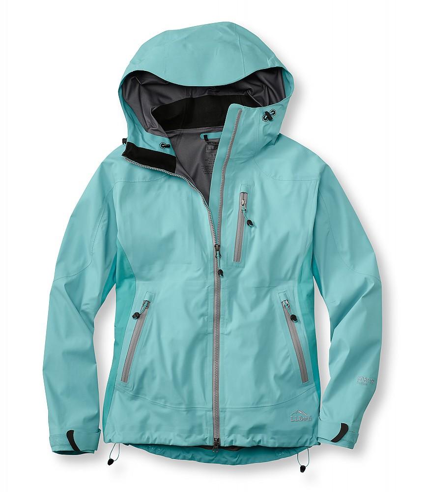 photo: L.L.Bean Ascent Jacket waterproof jacket