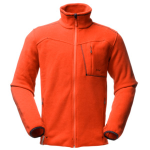 photo: Norrona Men's Roldal Warm3 Jacket fleece jacket