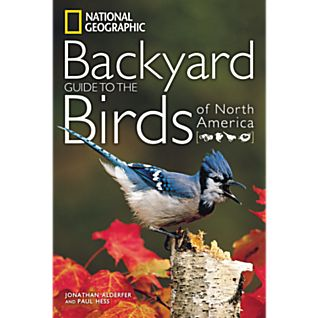 photo: National Geographic Backyard Guide to the Birds of North America plant/animal identification guide