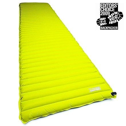 photo: Therm-a-Rest NeoAir air-filled sleeping pad