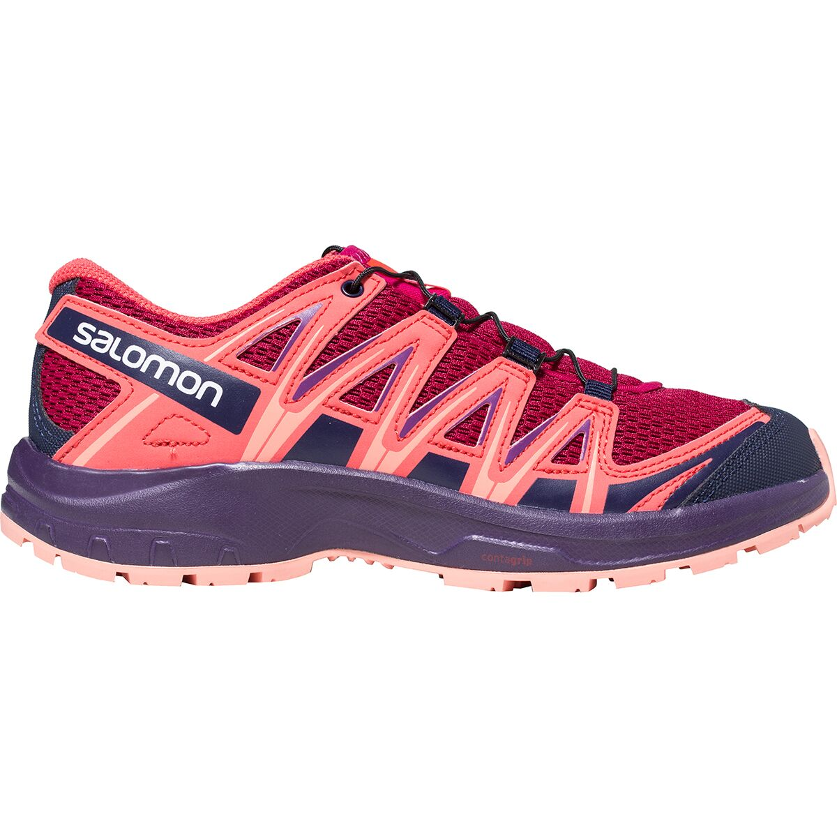 photo: Salomon Kids' XA Pro 3D trail running shoe