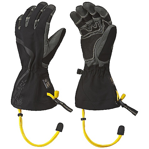photo: Mountain Hardwear Women's Echidna Glove insulated glove/mitten