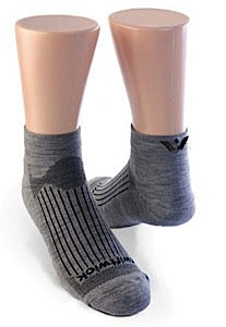 photo: Swiftwick One Merino running sock