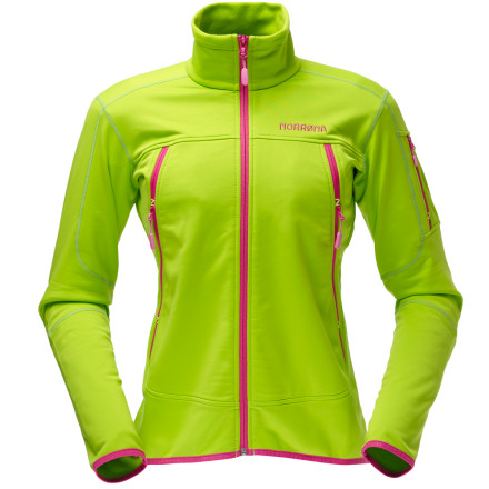 Norrona Narvik Warm2 Stretch Jacket