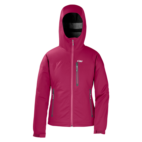 photo: Outdoor Research Women's Mithrilite Jacket waterproof jacket
