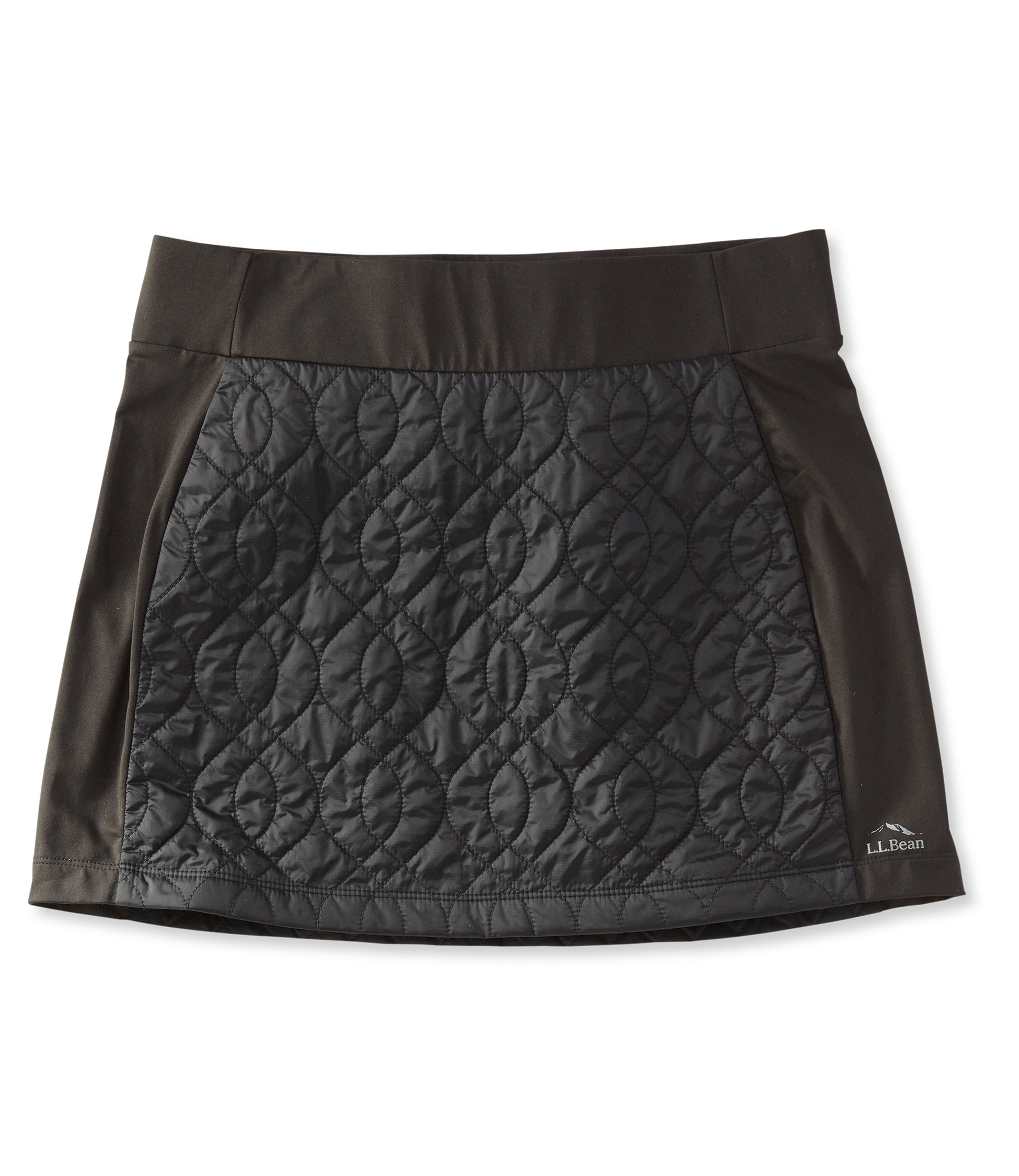 photo: L.L.Bean Snowpath Insulated Skirt hiking skirt