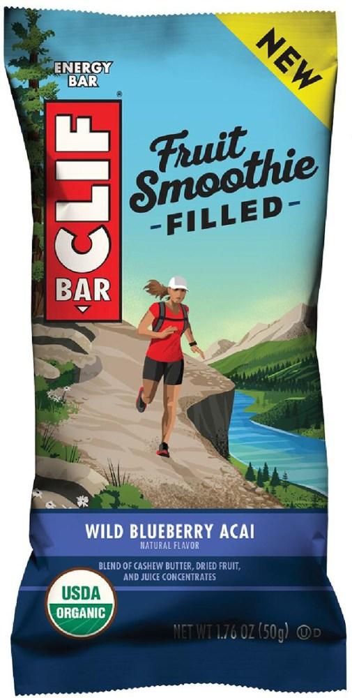 photo: Clif Fruit Smoothie Filled Bar nutrition bar