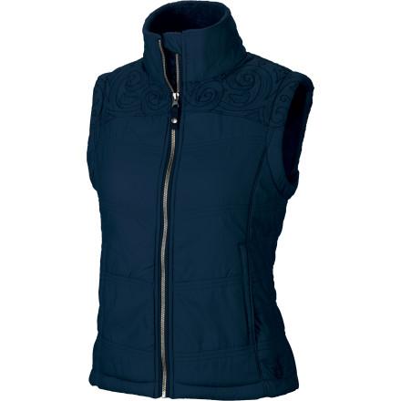 photo: Isis Bliss Vest fleece vest