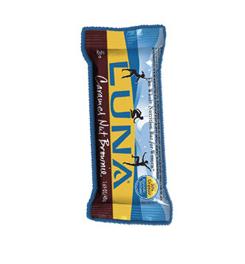 Luna Caramel Nut Brownie Bar