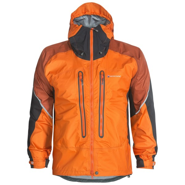 photo: Montane Mohawk Jacket waterproof jacket