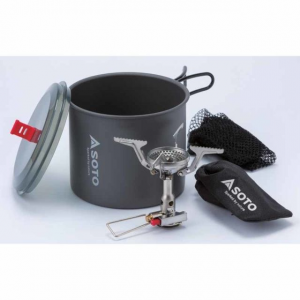 Soto New River Pot and Amicus w/ Igniter