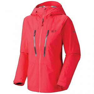 photo: Mountain Hardwear Women's Seraction Jacket waterproof jacket