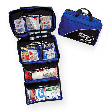 photo: Adventure Medical Kits Backcountry First Aid Kit first aid kit