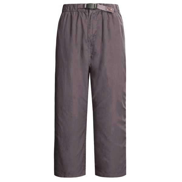 photo: Gramicci Original G Quick-Dry Capri hiking pant