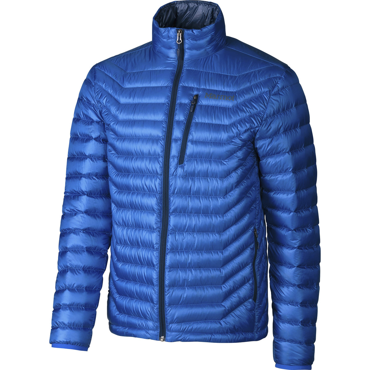 photo: Marmot Men's Quasar Jacket down insulated jacket