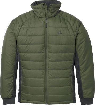 photo: High Sierra Molo Hybrid Jacket synthetic insulated jacket