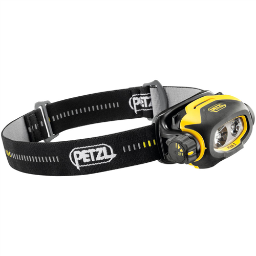 photo: Petzl Pixa 3 headlamp