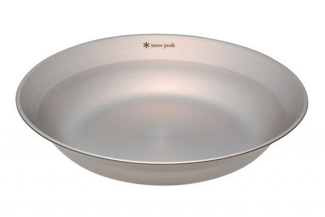 Snow Peak Tableware Dish