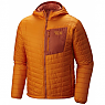 photo: Mountain Hardwear Men's Thermostatic Hooded Jacket
