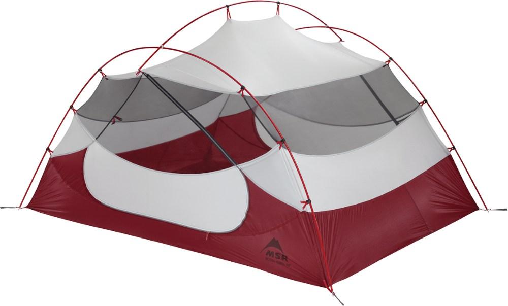 photo: MSR Mutha Hubba NX 3 three-season tent