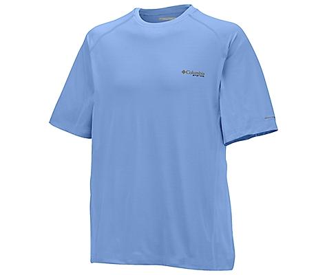 photo: Columbia Gen 2 Freezer Short Sleeve Shirt short sleeve performance top