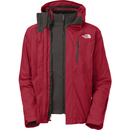 photo: The North Face Freedom Stretch Triclimate Jacket component (3-in-1) jacket