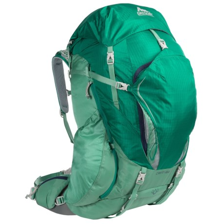 photo: Gregory Cairn 58 weekend pack (50-69l)