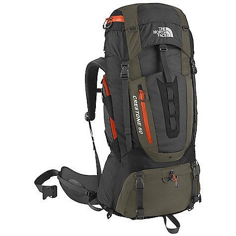 photo: The North Face Crestone 60 weekend pack (50-69l)