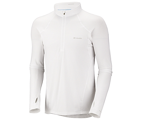 photo: Columbia Baselayer Midweight Half-Zip Top - Long Sleeve base layer top