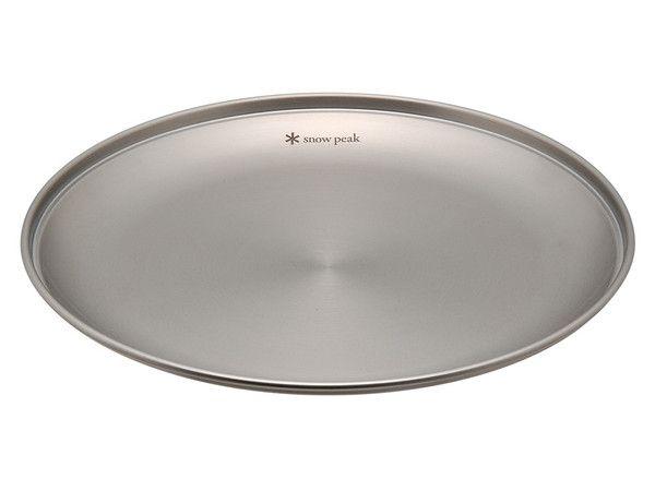 Snow Peak Tableware Plate