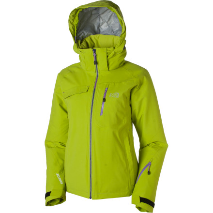 photo: Millet Alyeska GTX Jacket snowsport jacket