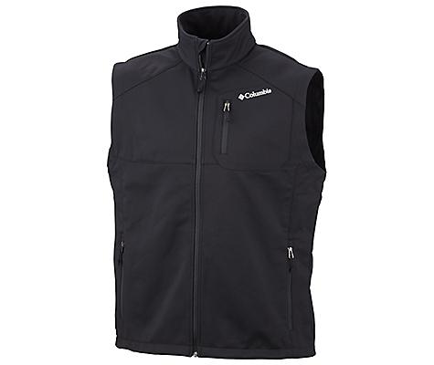 photo: Columbia Ascender Softshell Vest soft shell vest