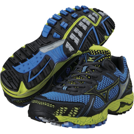 photo: Mizuno Women's Wave Ascend 6 trail running shoe