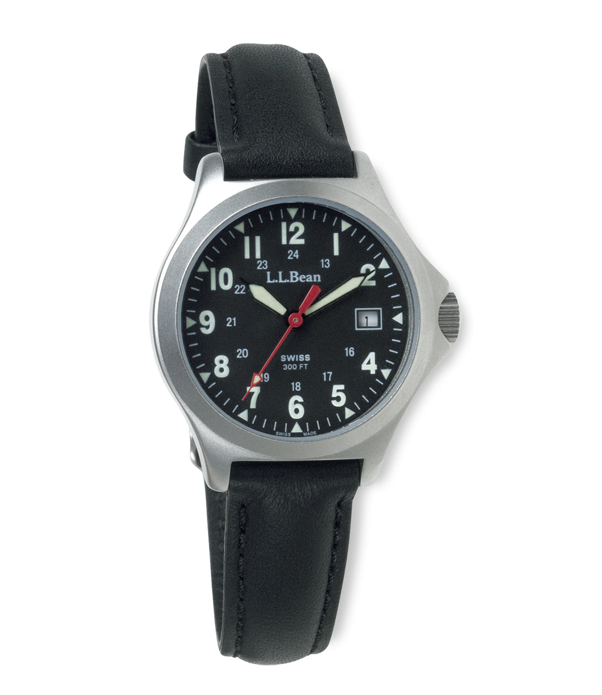 L.L.Bean Classic Field Watch