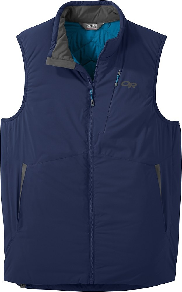 photo: Outdoor Research Refuge Vest synthetic insulated vest