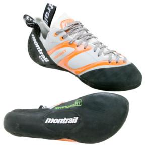 photo: Montrail Magnet climbing shoe